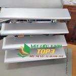 Vật liệu chắn nắng, chống nóng mặt tiền hiệu quả cho công trình